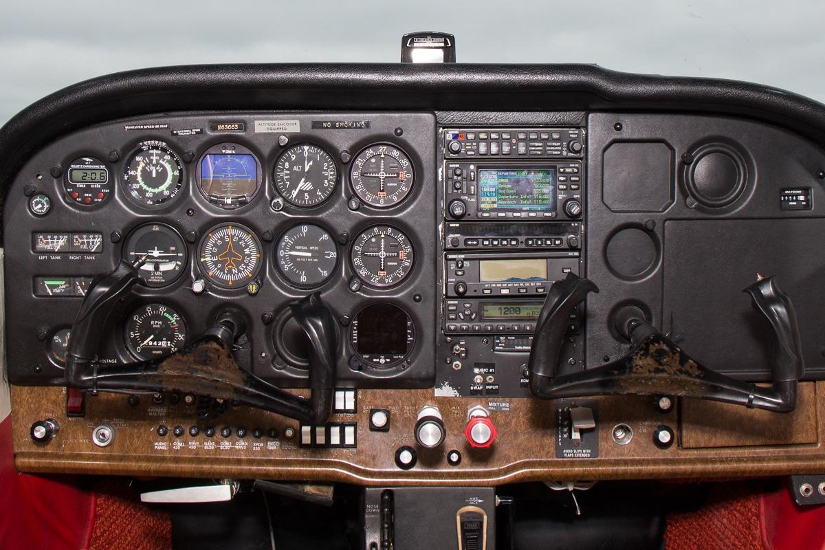 Cessna 172 N63663 - fleet