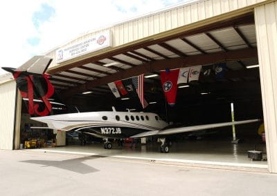 Murfreesboro Aviation - Learn to Fly - maintenance - maintenance capabilities