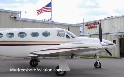 1982 Cessna 421C