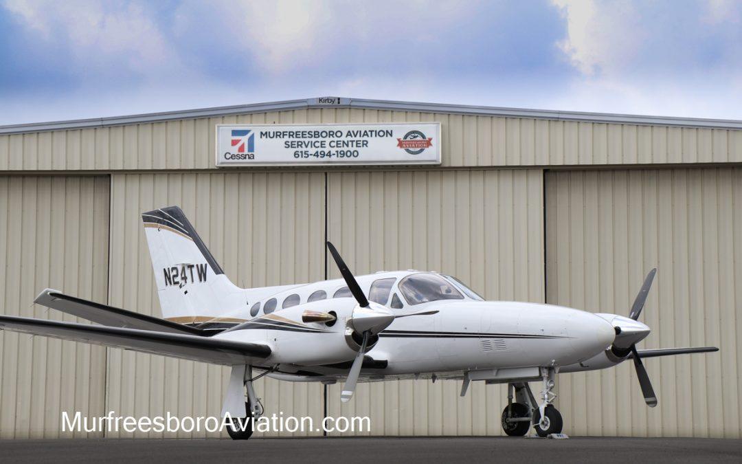 1983 Cessna Conquest I