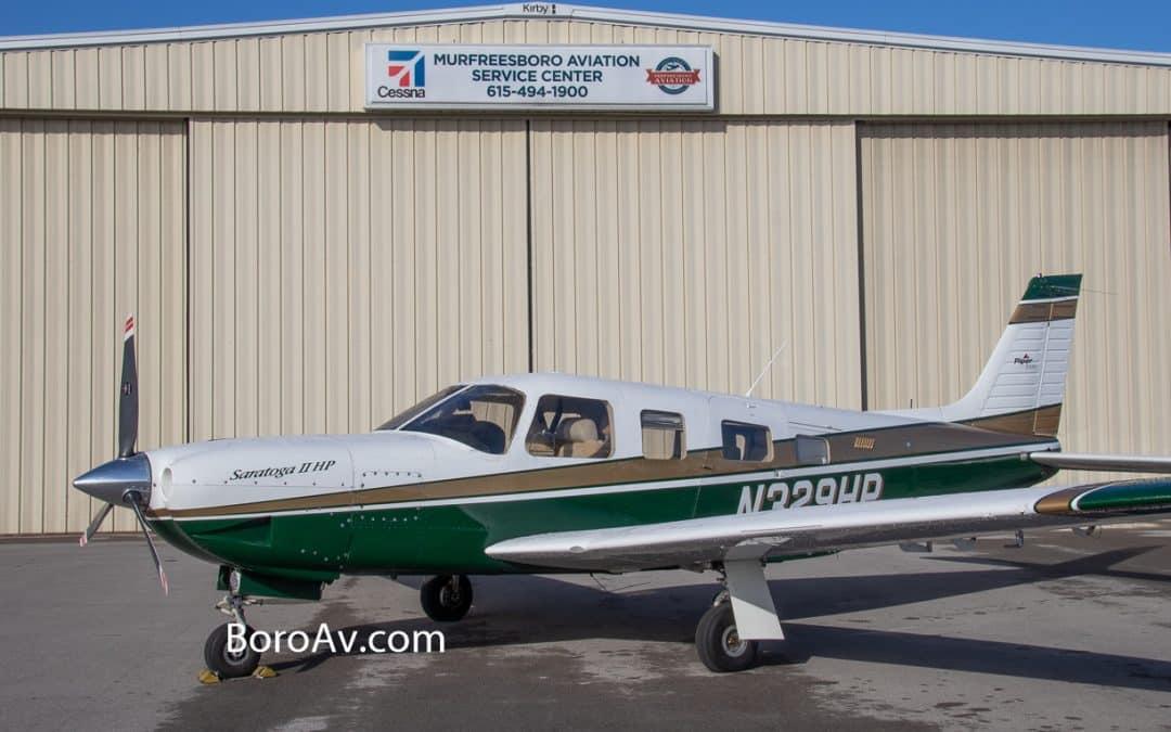 2000 Piper Saratoga II HP