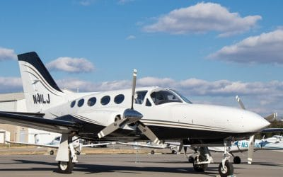 Beautiful Cessna 421C For Sale!