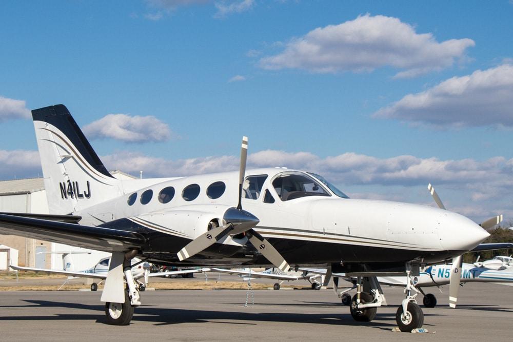 Beautiful Cessna 421C For Sale!