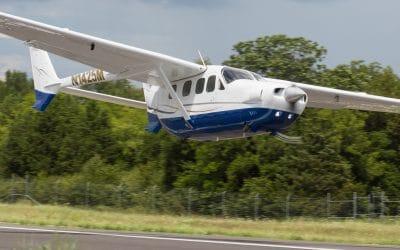 1974 Cessna Pressurized T337G