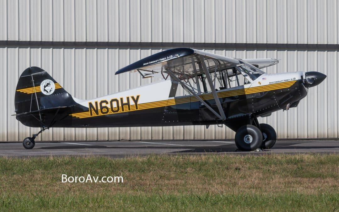 2002 AVIAT HUSKY A-1B