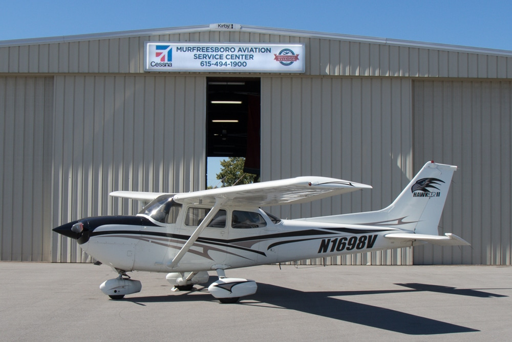 Our Fleet - Learn to Fly - Murfreesboro Aviation - Flight