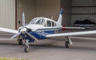 1973 Piper Arrow (PA-28R-200)