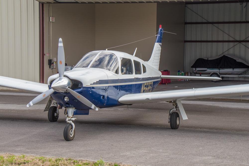 1973 Piper Arrow (PA-28R-200)