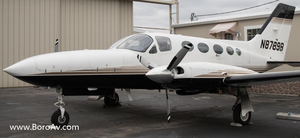 1980 Cessna 414A, RAM IV