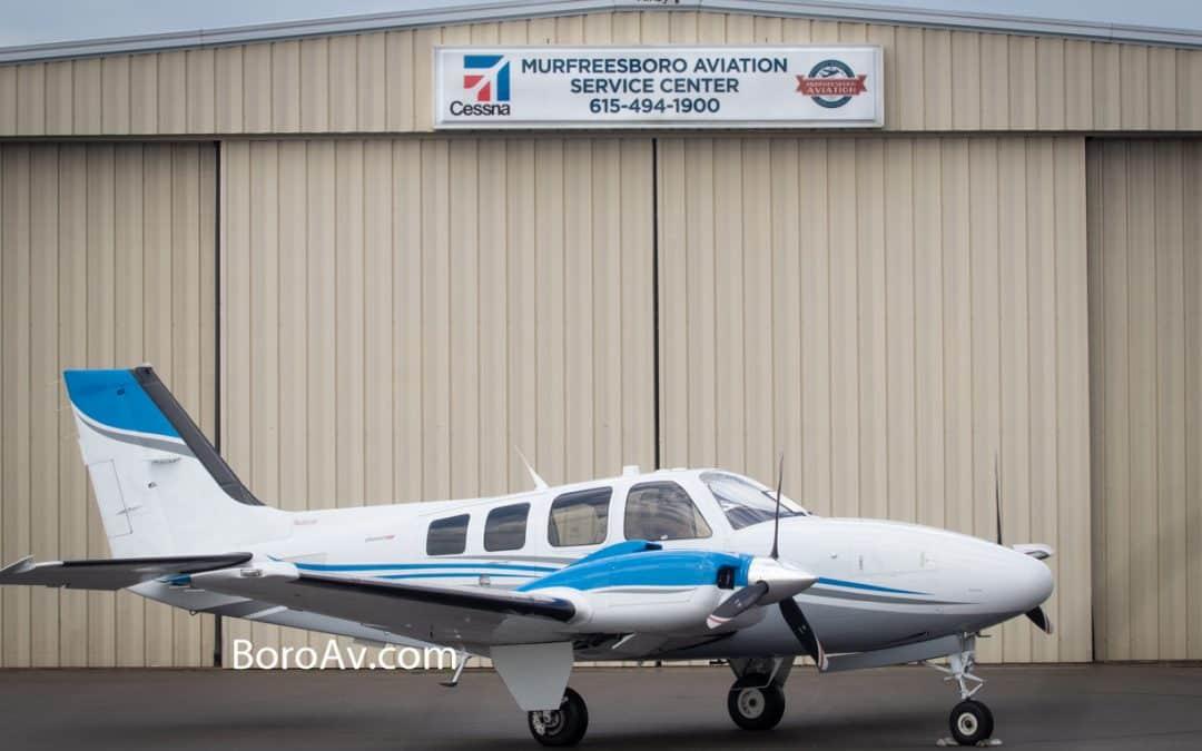 2016 Textron/Beechcraft Baron G58