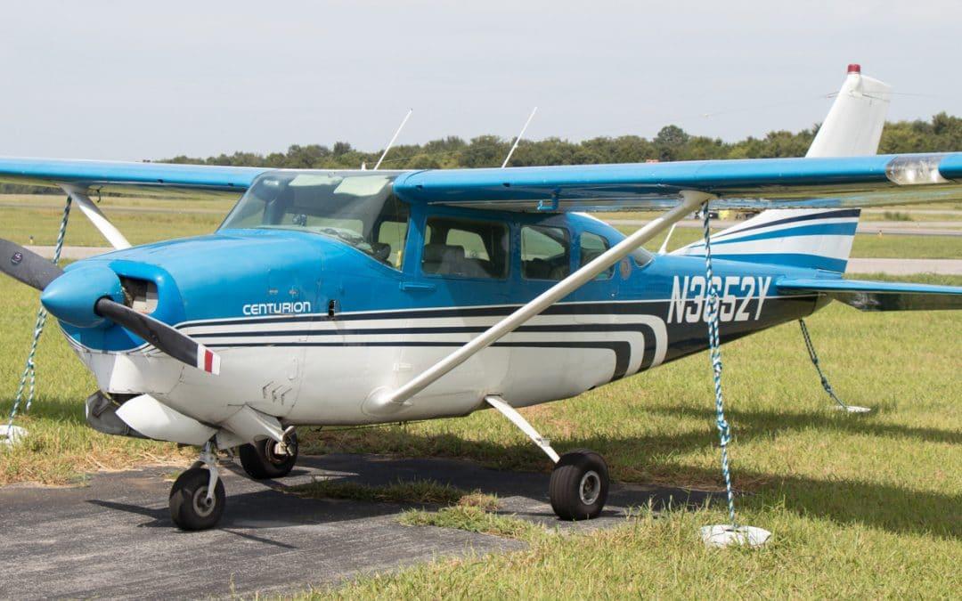 1964 Cessna 210C