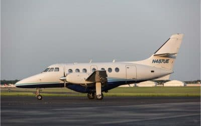 1990 BAE Jetstream 32EP, MSN 906